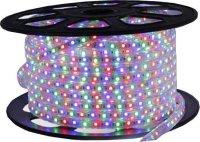 LED pásek 230V RGB, 60xLED5050/m, IP65, balení 50m