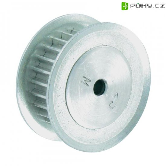 Ozubená řemenice hliníková Modelcraft, 40 zubů (6 mm) - Kliknutím na obrázek zavřete