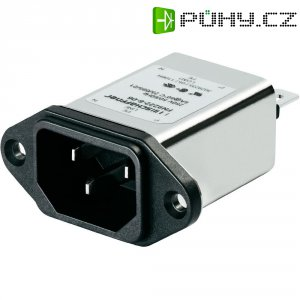 Síťový filtr Schaffner, FN 9222-10-06, 0,225 mH, 250 V/AC, 10 A