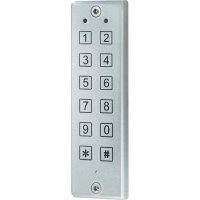 Dotyková kódová klávesnice Sygonix, 20812V, 12 V/DC, IP65