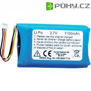 Baterie LiPo 1100 mAh