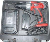 Aku vrtačka 14,4V Li-Ion, 2 rychlosti, použitá,vadný akumulátor