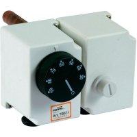 Průmyslový termostat s bezpečnostním omezovačem Perry 1TCTB071, 30 °C