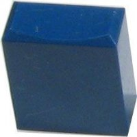 Hmatník pro izostat modrý 15x17x8mm