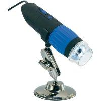 Digitální mikroskopová USB kamera, 2 Mpix, zoom 10x/200x