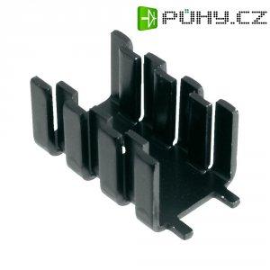 Speciální chladič WSW V7238E1 pro TO 220, 28 x 18,5 x 15 mm, 16 K/W