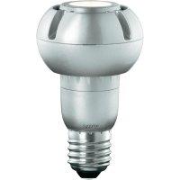 LED žárovka Sygonix, E27, 9 W, 230 V, 102 mm, stmívatelná, teplá bílá