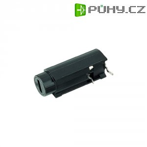 Držák pojistky ESKA rozměru 5 x 20 mm 502.710, 250 V/AC, 6,3 A