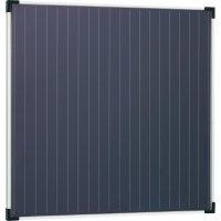 Amorfní solární panel Amorphes, 1110 mA, 20 Wp, 18 V