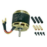 Elektromotor Brushless GAUI, 10 T, 1820 W, 910 ot./min./V (208601)
