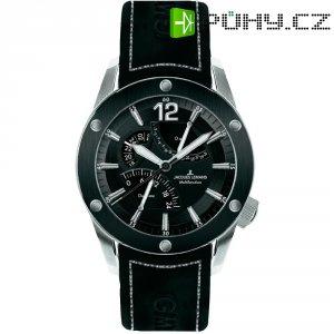 Ručičkové náramkové hodinky Jacques Lemans Liverpool GMT 1-1739A