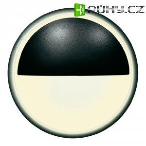 Vestavné LED osvětlení Bolero OL7, 1,8 W, 12 V, teplá bílá, černá