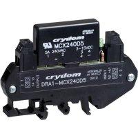 AC polovodičové relé Crydom DRA1-MCX240D5, 5 A