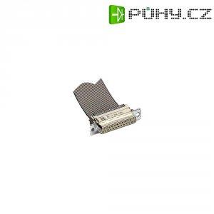 D-SUB nosník pro odlehčení tahu Harting 09 66 408 0001, 37 pin
