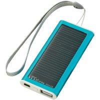 Mini solární nabíječka Li-Pol, 1200 mAh, 56 g