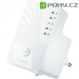 WiFi repeater ZyXEL WRE2205, 300 MBit/s, 2.4 GHz