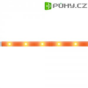LED pásek Paulmann YourLED Deco Stripe 70431, 1 m, 2,4 W, neonově oranžová