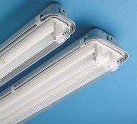 Zářivkové těleso 230V/2x36W pro LED trubice