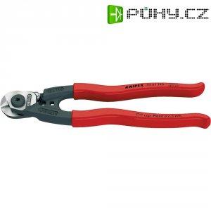 Nůžky na drátová lana Knipex 95 61 190, 190 mm