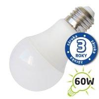 Žárovka LED A60 E27 10W bílá teplá (Pc)