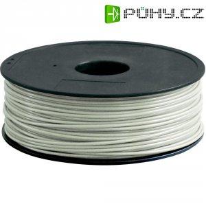 Náplň pro 3D tiskárnu, Renkforce ABS300N1, ABS, 3 mm, 1 kg, přírodní