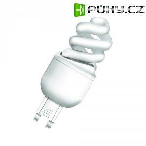 Úsporná žárovka spirálová Osram Superstar Nano Twist G9, 5 W, studená bílá