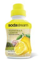 Sodastream Sirup Zanzibar Lemonade 375ml