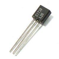 2SC1730 /BFY90/ N VF 800MHz 30V/0,05A TO92