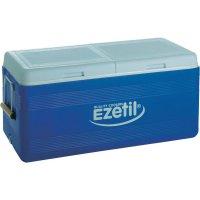 Přenosná lednice (autochladnička) Ezetil XXL 3-DAYS ICE EZ 150, 150 l, modrá, bílá, šedá