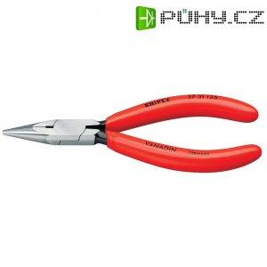 Půlkulaté kleště ploché/kulaté Knipex 37 31 125, 125 mm