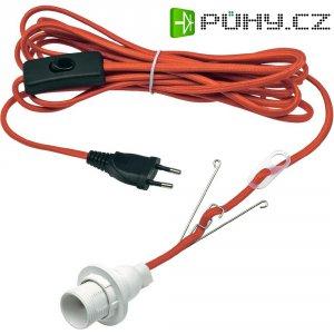Připojovací kabel Konstsmide, červená