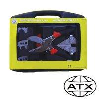 Nůžky multifunkční 5v1 - ATX profi