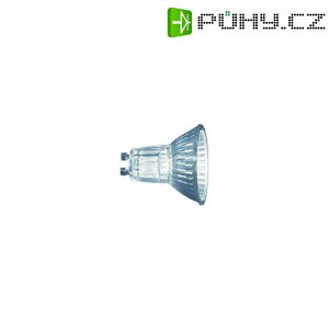 Halogenová žárovka Osram, 230 V, 35 W, GU10, Ø 50,5 mm, stmívatelná, teplá bílá, 2 ks