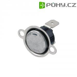 Bimetalový spínač, 10 A, 250 V, 130/100°C
