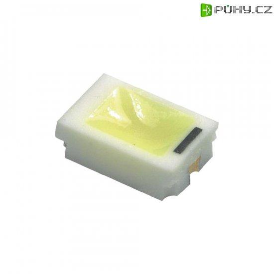 SMD LED OSA Opto, OCL-400 SWW-XD-T, 20 mA, 3,2 V, 120 °, 500 mcd, teplá bílá - Kliknutím na obrázek zavřete