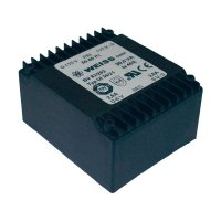 Plochý transformátor Weiss UI 39, 2x 115 V/2x 21 V, 2x 715 mA, 30 VA
