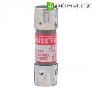 Jemná pojistka ESKA superrychlá BBS 1 A, 600 V, 1 A, skleněná trubice, 10,3 mm x 35 mm