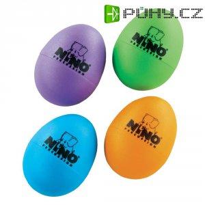 Rytmické vajíčko Nino Percussion, NINOSET540-2, sada 4 ks