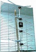 Anténa TV síto TVA 21-60k/12dB 75ohm
