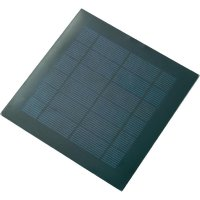 Polykrystalický solární modul 3 V, 850 mA, 2,55 W