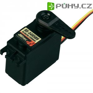 Standard servo Hitec HS-5495BH, JR konektor