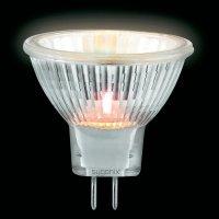 Halogenová žárovka Sygonix, 12 V, 35 W, G4, Ø 35 mm, stmívatelná, teplá bílá, 3 ks