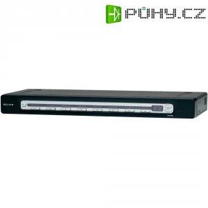 Přepínač KVM Belkin OmniView Pro3, USB PS/2, 8 portů