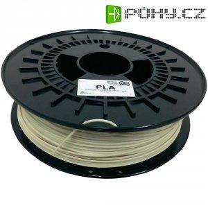 Náplň pro 3D tiskárnu, German RepRap 100261, PLA, 1,75 mm, 750 g, přírodní