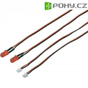 Červené LED ke světelné jednotce, 2 ks