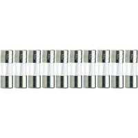 Jemná pojistka ESKA pomalá 515300 515.365, 250 V, 3,5 A, skleněná trubice, 5 mm x 15 mm, 10 ks