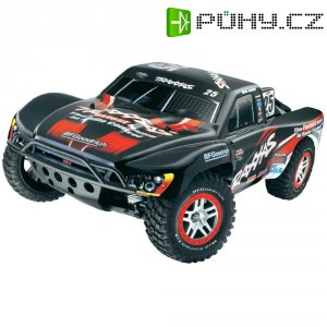 RC model Brushless Truggy Traxxas Slash, 1:10, 4WD, RtR 2.4 GHz
