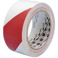 Lepicí páska červenobílá 764i (50 mm x 33 m) 3M