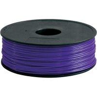Náplň pro 3D tiskárnu, Renkforce PLA300Z1, PLA, 3 mm, 1 kg, fialová