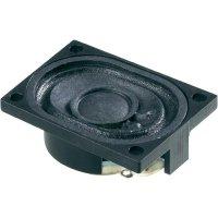 Miniaturní reproduktor LSM-S30K, 8 Ω, 4W (130026), 20000 Hz, 84 dB , 40 x 28 x 13,4 mm